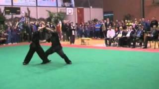 getlinkyoutube.com-Wushu Ferrara - duilian Bernardi vs Barbieri.mp4