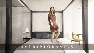 #StripToBasics with Vaani Kapoor