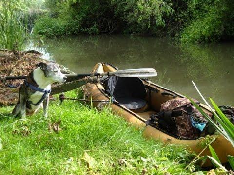MAVERICK IN A CANOE - Rucksack Day Kit, What/Why/How, Backwater Dinner,