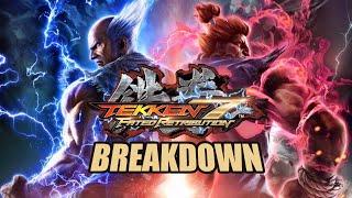 getlinkyoutube.com-Tekken 7 FR Akuma Breakdown / Story Implications - FULL HD 1080p60