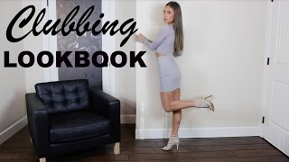 getlinkyoutube.com-CLUBBING LOOKBOOK︱Outfit Ideas & Inspiration