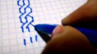 getlinkyoutube.com-как рисовать косичку????(ответ)