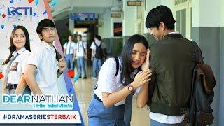 DEAR NATHAN THE SERIES - Haha Masa Rambutnya Salma Nyangkut Di Jaket Nathan [9 Oktober 2017]