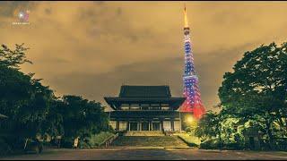getlinkyoutube.com-Tokyo Time Lapse 東京のタイムラプスを 4K (UHD)