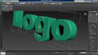 getlinkyoutube.com-3D Text Animation with 3ds max