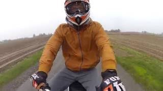 getlinkyoutube.com-GOPRO  Honda dax 360 swivel
