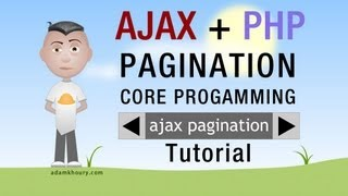 getlinkyoutube.com-Ajax Pagination Tutorial PHP MySQL Database Results Paged With JavaScript