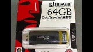 getlinkyoutube.com-احصل على USB 64 GO مجانية تصلك الى باب المنزل مجانا + منقوش عليها اسمك 2015