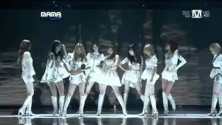 getlinkyoutube.com-[111129] SNSD - The Boys Remix [MAMA 2011 in Singapore]