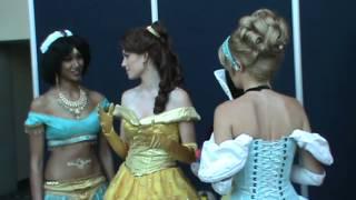Comic Con - Disney Princess