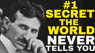 Nikola Tesla Greatest Secret EXPOSED - Secrets of the Universe NOBODY Mentions | Law of Attraction