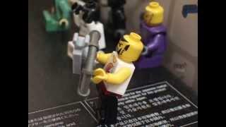 getlinkyoutube.com-Lego RealSteel(Stopmotion)