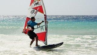 getlinkyoutube.com-fuerteventura - a family windsurf trip