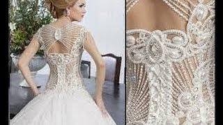 getlinkyoutube.com-صور فساتين زفاف 2014-2015.احدث فساتين زفاف