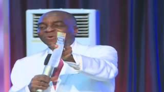 Bishop Oyedepo-Understanding Demands of Prayer&Fasting 3/5/2015
