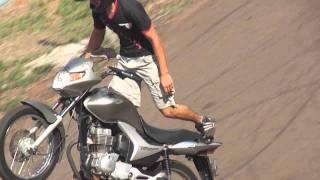 getlinkyoutube.com-Quarta Verde Wheeling Motos Freestyle Autodromo De Campo Grande MS