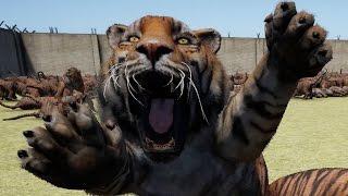 getlinkyoutube.com-Far Cry 4 Ajay Ghale vs 1000 Bengal Tigers