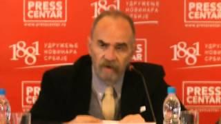 getlinkyoutube.com-Ljubomir Kljakić - Srbija i Trilateralna komisija - okrugli sto - 30.10.2014.