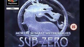 getlinkyoutube.com-Mortal Kombat Mythologies: Sub-Zero Прохождение (PS1 Rus)