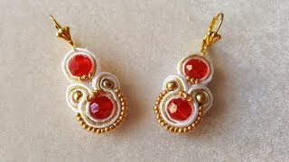getlinkyoutube.com-PENDIENTES SOUTACHE FACILES