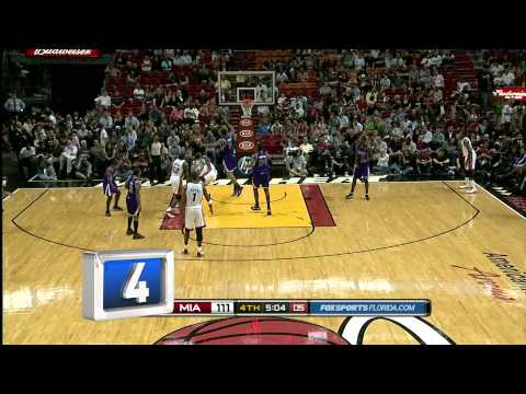 Dwyane Wade's Top 10 Plays of the 2011 Season