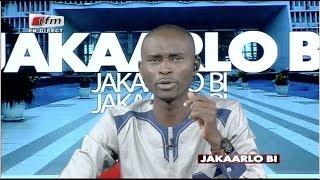 REPLAY  Partie 1:Jakaarlo Bi - Invités : COLONEL DIATTA & SOKHNA DIAKHATÉ MBACKÉ - 17 Aout 2018