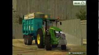 getlinkyoutube.com-farming simulator 2013 ensilage 2013