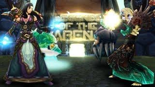 getlinkyoutube.com-Swifty Legends of the Arena - Cobrak vs. Cartoonz