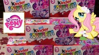 getlinkyoutube.com-27 Kinder surprise eggs My little pony   Equestria girls   Huevos oeufs Ovetti Sorpresa Unboxing