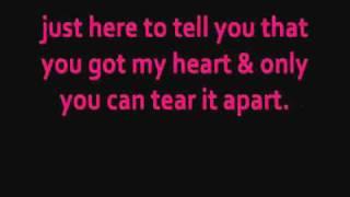 getlinkyoutube.com-Chris Brown Ft Kevin McCall- Life Itself (Lyrics On Screen)
