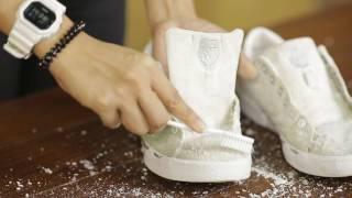 getlinkyoutube.com-Easy Life - ชีวิตง๊ายง่าย Ep.61 「 เคล็ด(ไม่)ลับการทำความสะอาดรองเท้าผ้าใบ 」