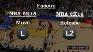 getlinkyoutube.com-Main Changes in Controls NBA 2K16 (PS4)