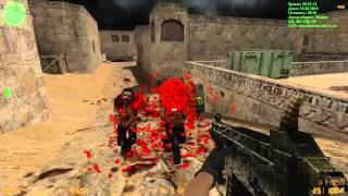 getlinkyoutube.com-Counter Strike Ultimate Edition GamePlay