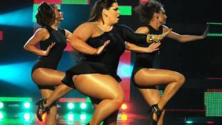 getlinkyoutube.com-Katy Brand as Beyonce gets through to the Let's Dance for Sport Relief final