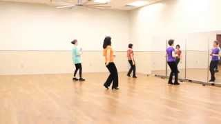 getlinkyoutube.com-The Boat To Liverpool - Line Dance (Dance & Teach)