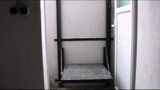 download video es uffz chle my home made elevator. Black Bedroom Furniture Sets. Home Design Ideas