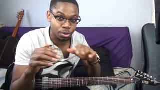 Cours De Guitare Sebene Rumba Congolaise Soukous Accompagnement   Leçon #6