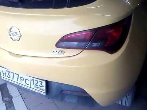Opel Astra J GTC,.Замена комплекта (цепи) ГРМ . (часть 1)
