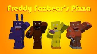 getlinkyoutube.com-Fazbear And Friends Minecraft Edition