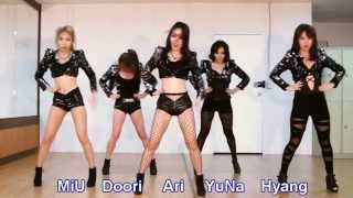 getlinkyoutube.com-BEYONCE RUN THE WORLD (GIRLS) WAVEYA Korea dance group COVER DANCE