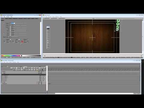 Create Keyframed Animations using Boris Graffiti in Corel VideoStudio Pro