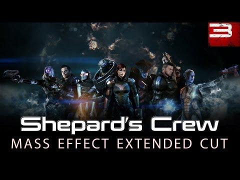 Squadmate Ending Stills - Extended Cut DLC [MASS EFFECT 3]