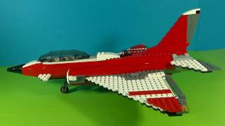getlinkyoutube.com-LEGO JET PLANE 5892