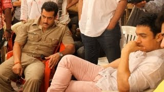 getlinkyoutube.com-There Is A Huge Craze For Salman Khan: Aamir Khan