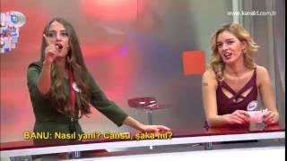 getlinkyoutube.com-Ben Bilmem Eşim Bilir Eşlerin kıskançlık krizi!
