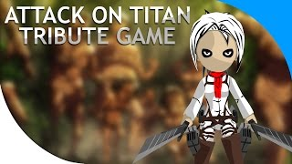getlinkyoutube.com-Attack on Titan: Tribute Game - 2015 update