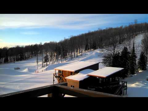 Ski Brule Snow Report 12/18/13