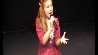 Bancu Diandra   Mami, La multi ani!!! Finala Copii Au Talent