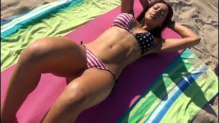 getlinkyoutube.com-15 Minute Intense Sexy Bikini ABS WORKOUT!! TRY IT!!