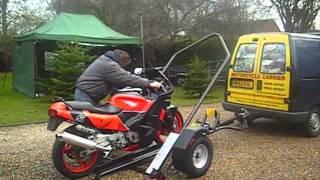 getlinkyoutube.com-MOTORCYCLE TILT TRAILER 1.